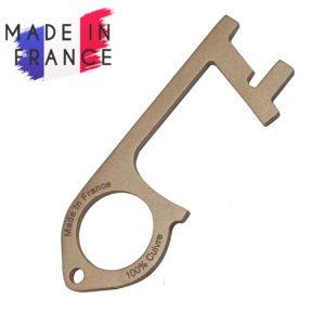 clé anticontact FR