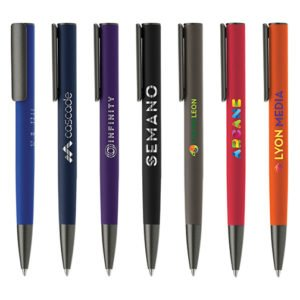 stylo bille acier