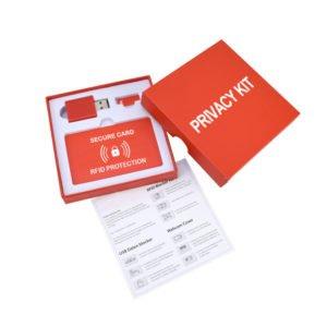 kit de sécurité RFID
