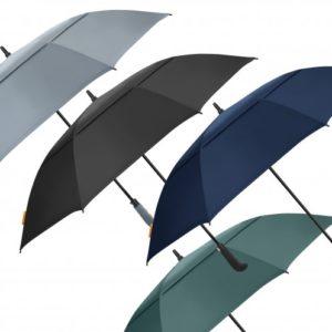 Parapluie grand golf en RPET