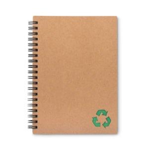 carnet a5 recyclé