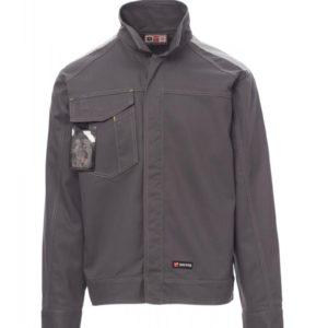 veste de travail gris