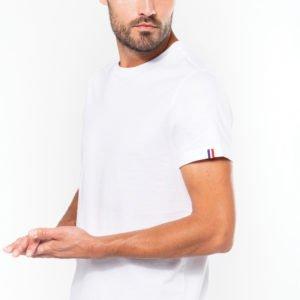 tshirt bio blanc