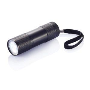lampe de poche noire