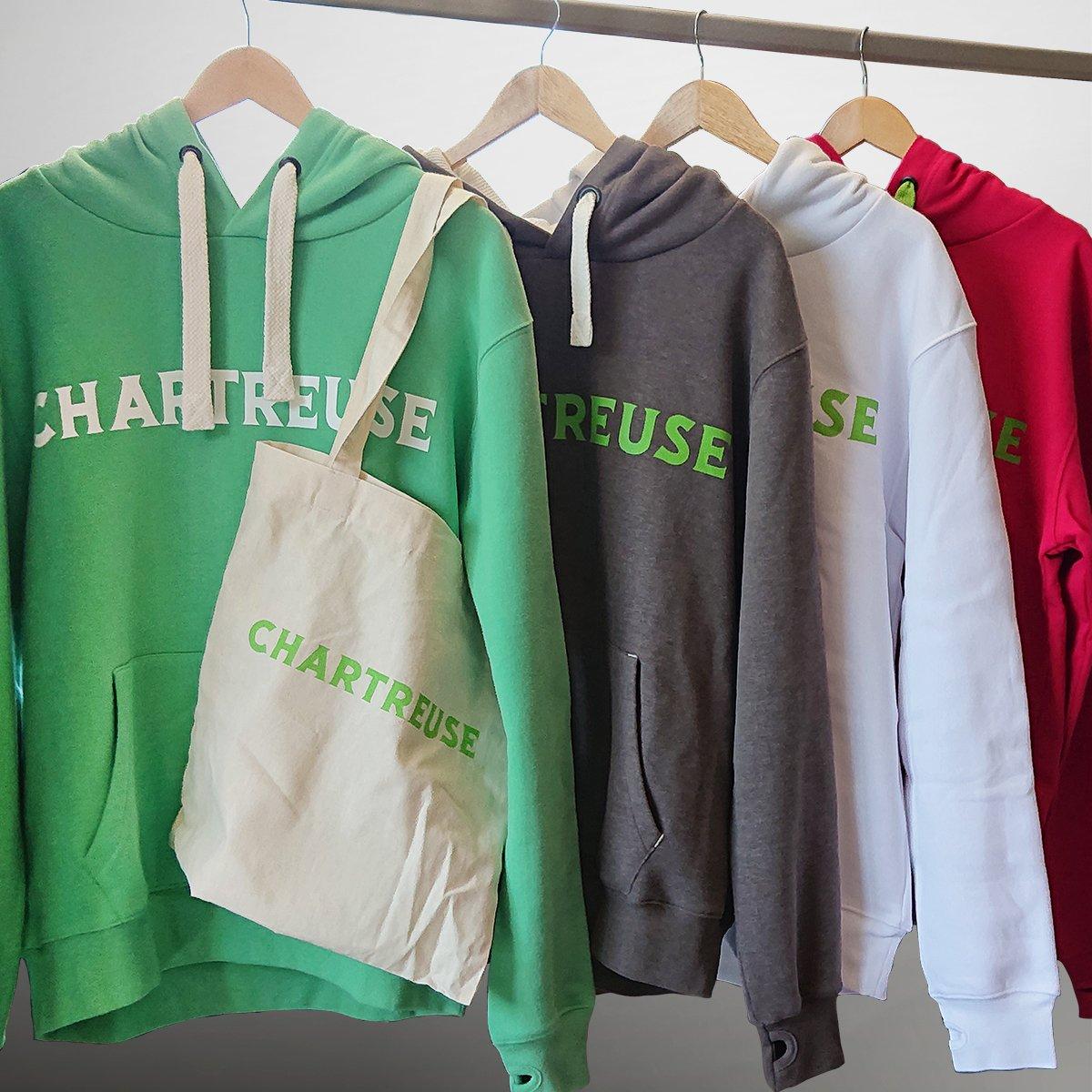Sweats chartreuse